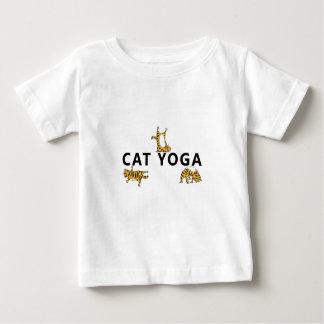 cat yoga baby T-Shirt