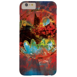 Cataclysmic Bat Logo Barely There iPhone 6 Plus Case