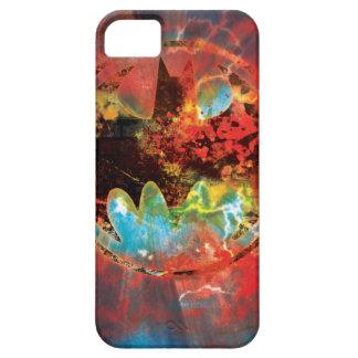 Cataclysmic Bat Logo iPhone 5 Covers