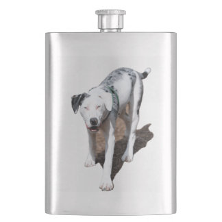 Catahoula Cur Hip Flask