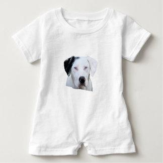 Catahoula Hound Dog Baby Romper