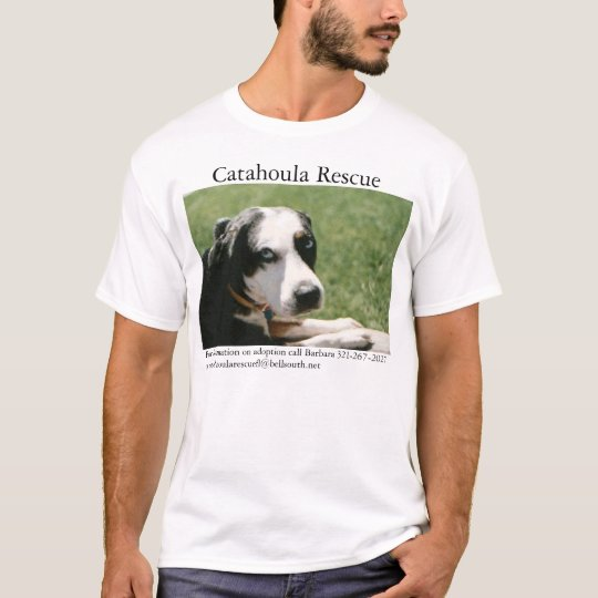 Catahoula Rescue Florida T-Shirt
