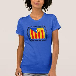 Catalan Estelada flag T-Shirt