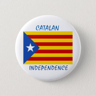 Catalan Independence 2 Inch Round Button
