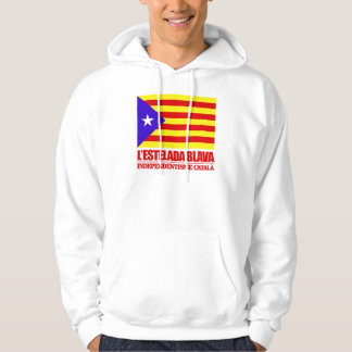 Catalan Independence Apparel Hoodie