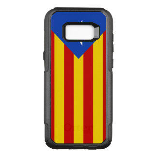 Catalan Independence Flag OtterBox Commuter Samsung Galaxy S8+ Case
