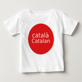 Catalan Language Design Baby T-Shirt
