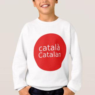 Catalan Language Design Sweatshirt