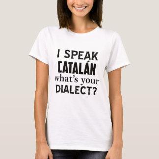 CATALÁN language design T-Shirt