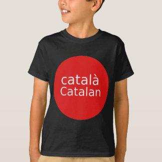 Catalan Language Design T-Shirt