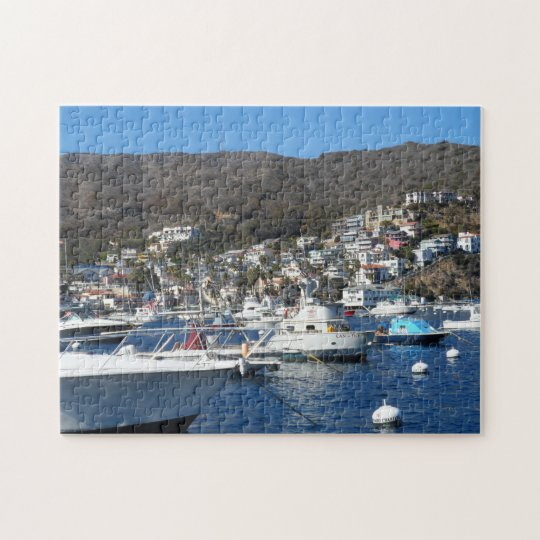 Catalina, California Jigsaw Puzzle