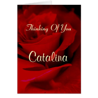 Catalina Card