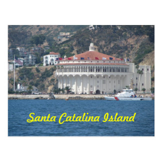 Catalina Casino Postcard