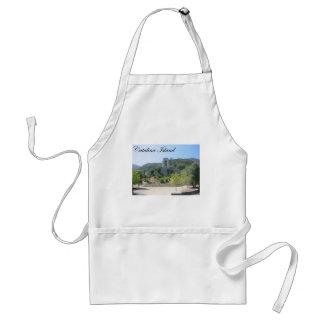 Catalina Island 2 Standard Apron