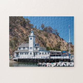 Catalina Island  California. Jigsaw Puzzle