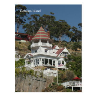 Catalina Island, California Postcard