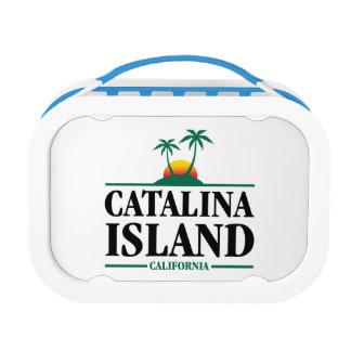 Catalina Island Lunch Box