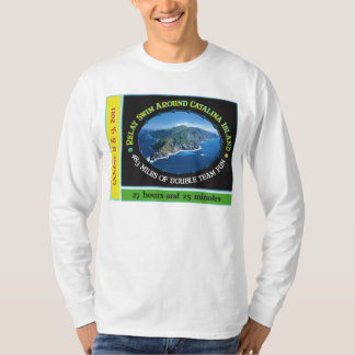 Catalina Island Relay Swim Long Sleeve Shirt