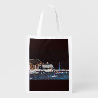 Catalina Island Reusable Grocery Bag