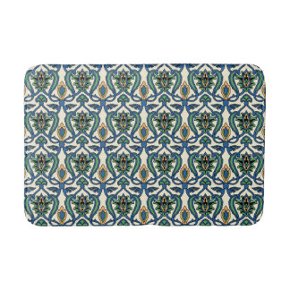 Catalina Island Tile Design Bath Mat