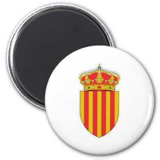 Catalonia Coat of Arms Magnet