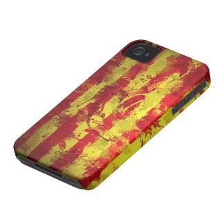 CATALONIA FLAG iPhone 4 Case-Mate CASE