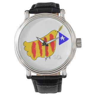 Catalonia freedom , Catalunya Relotge Watch