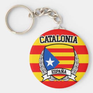 Catalonia Keychain
