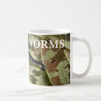 Catalpa Worms Rule! Coffee Mug