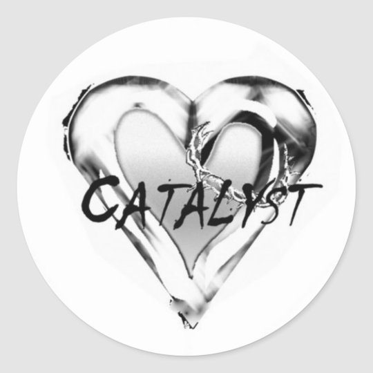 Catalyst Classic Round Sticker