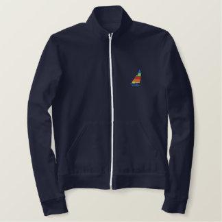 Catamaran Embroidered Jacket