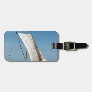 Catamaran, Negombo Beach, Sri Lanka Luggage Tag