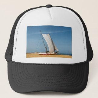 Catamaran, Negombo Beach, Sri Lanka Trucker Hat