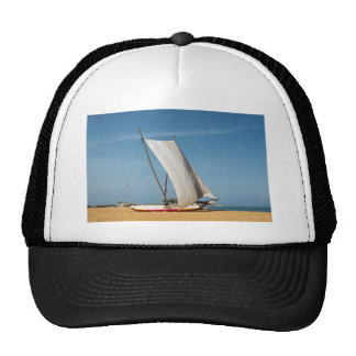 Catamaran, Negombo Beach, Sri Lanka Trucker Hat