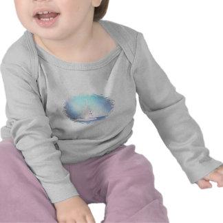 Catamaran Sailboat Baby Shirt