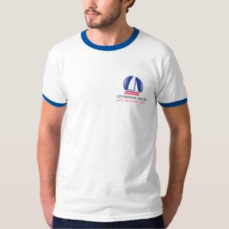 Catamaran Sailing_Pontoon Racing_BlueMoon template T-shirts