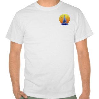Catamaran Sailing T-shirts