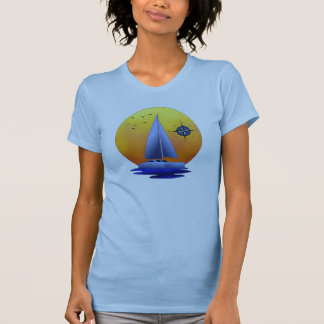 Catamaran Sailing Tshirts