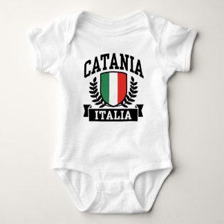 Catania Italia Baby Bodysuit