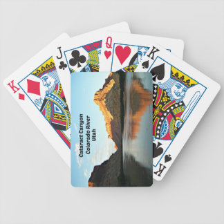 Cataract Canyon, Colorado River, UT Bicycle Playing Cards