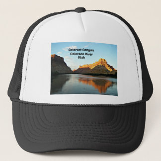 Cataract Canyon, Colorado River, UT Trucker Hat