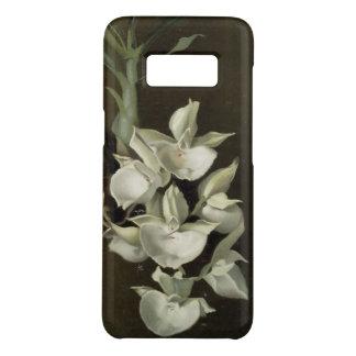 Catasetum White Orchid Floral Art phone case