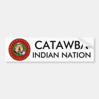 Catawba Bumper Sticker