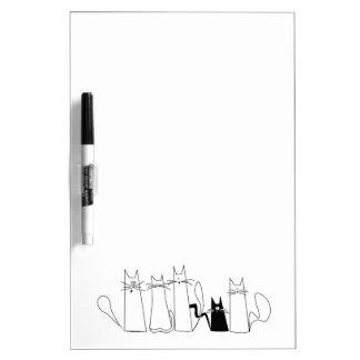 CatBoard Dry Erase Boards