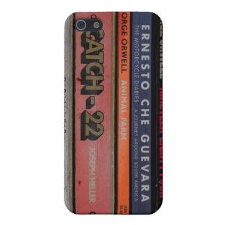 Catch -22, 1984, Che, Catcher in the Rye - iPhone/ iPhone 5/5S Cover