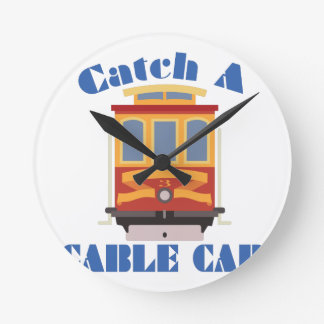 Catch A Cable Car Round Clock