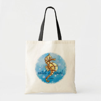 Catch a Wave Seahorse bag