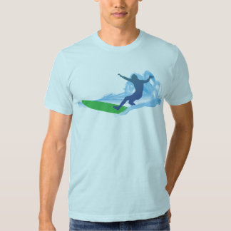 Catch A Wave Ver 2 Tee Shirts