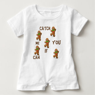 Catch Me If You Can Baby Romper