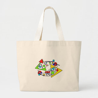 Catch me large tote bag